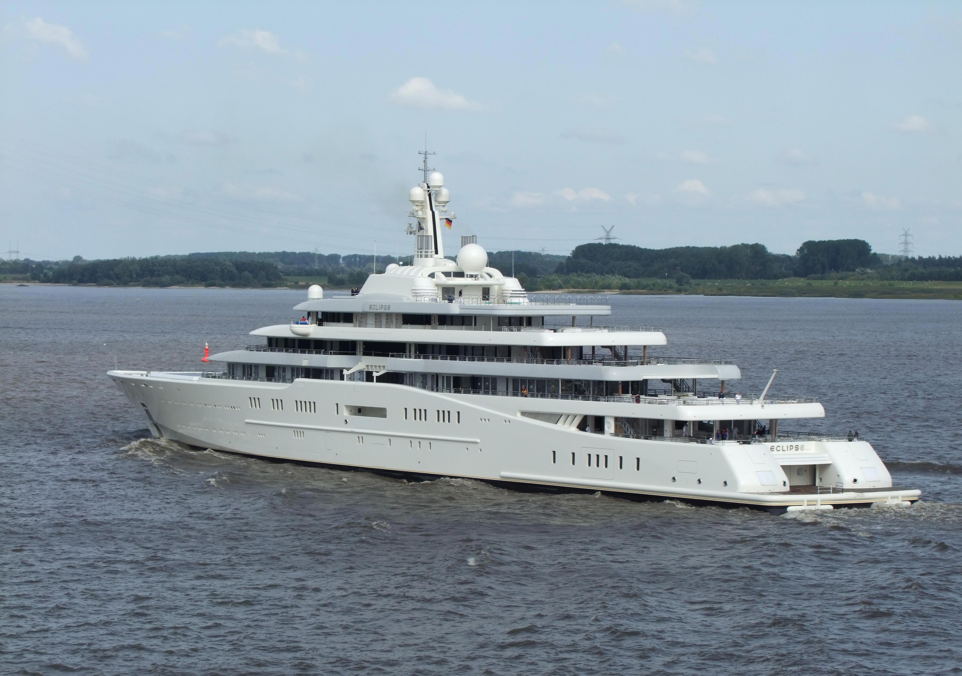 Glimpse The World S Longest Operating Private Yacht Ships